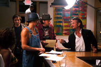 Sean Penn & Kid Rock Acting on Americans with Jameson Stafford